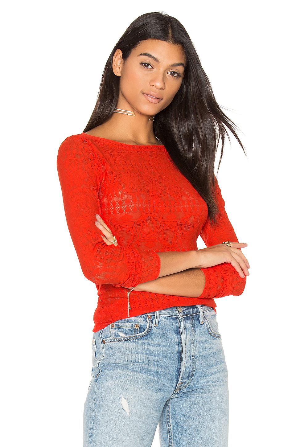 Wylie Top at REVOLVE