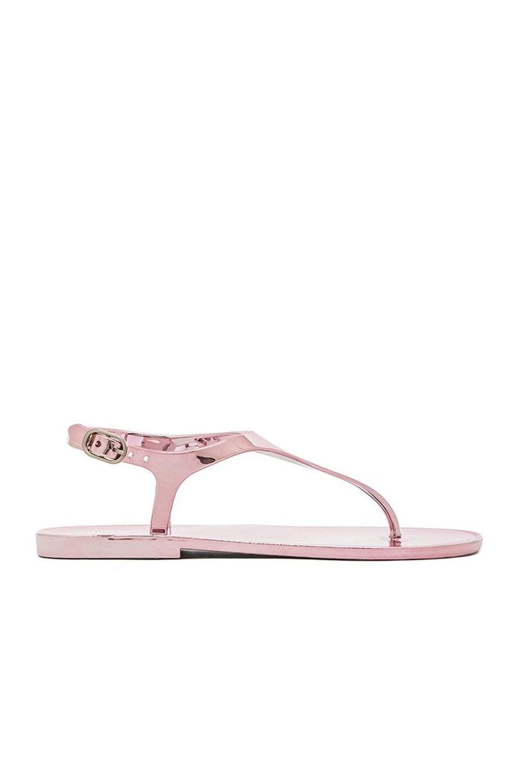 BCBGMAXAZRIA Wish Sandal in Pink Opal