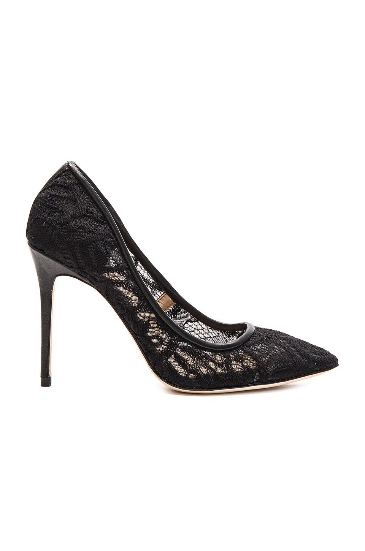 BCBGMAXAZRIA Orien Heel in Black