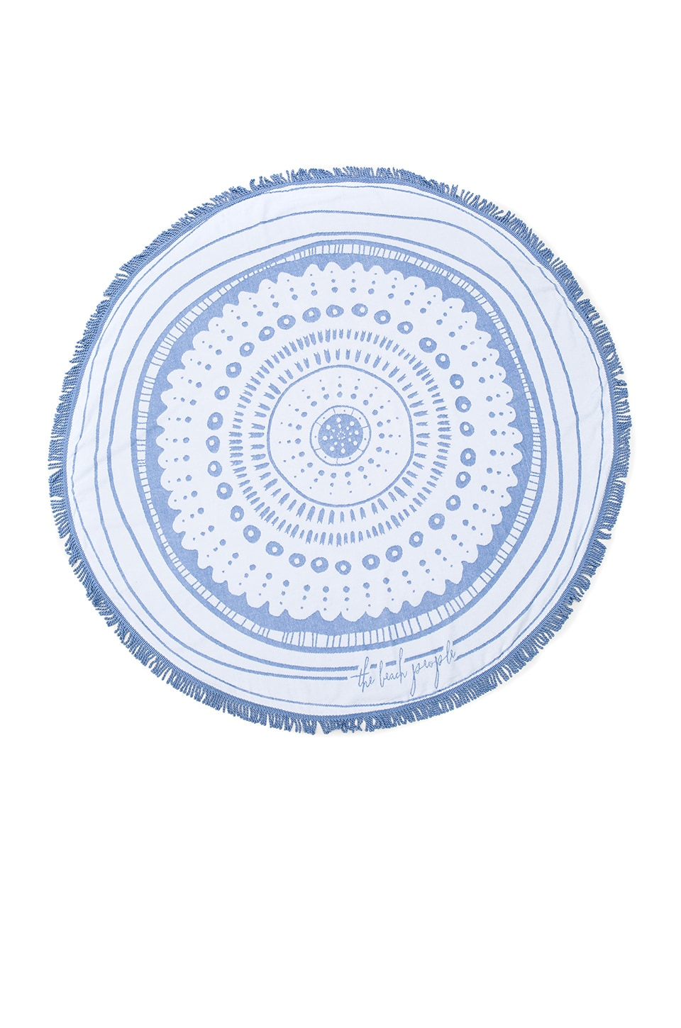 The Wategos Round Towel