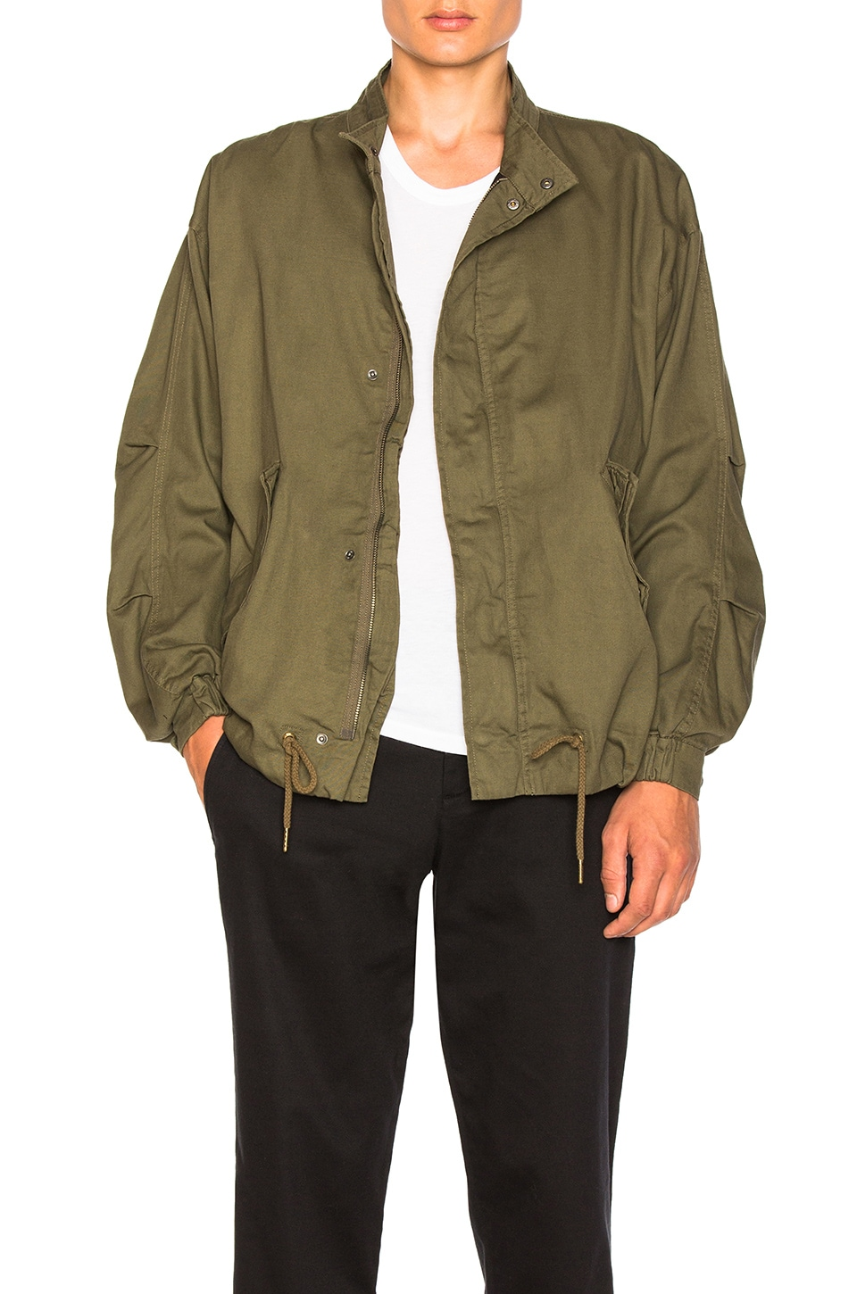 Enlisted Jacket by Barney Cools