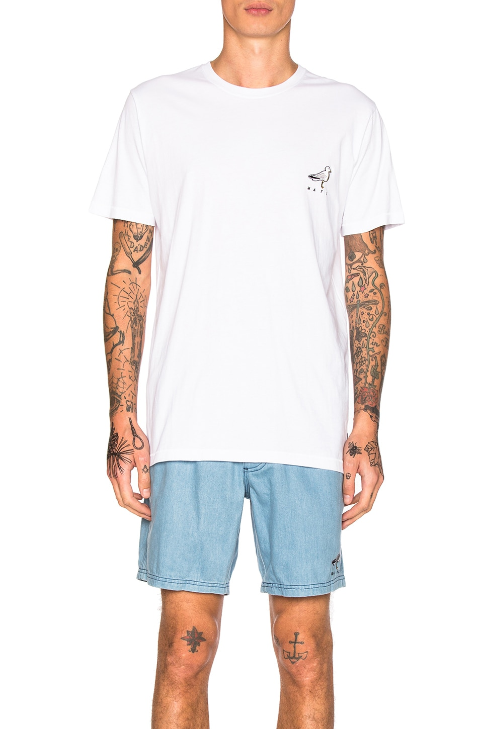 Seagull Mate Tee by Barney Cools