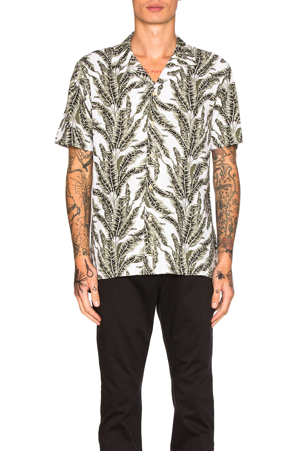 Camp Collar Shirt by Barney Cools