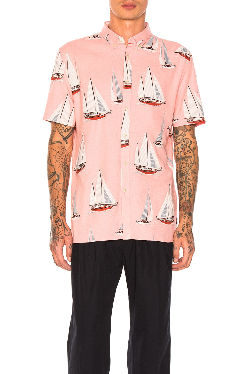 Yacht Club Shirt by Barney Cools