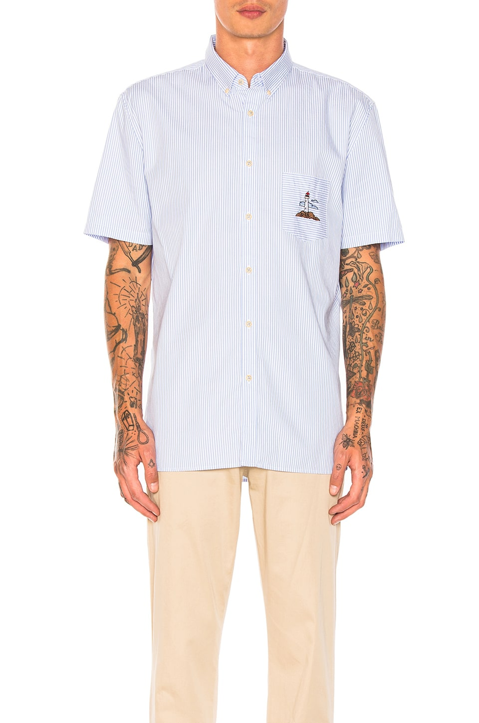 B.Preppy Shirt by Barney Cools