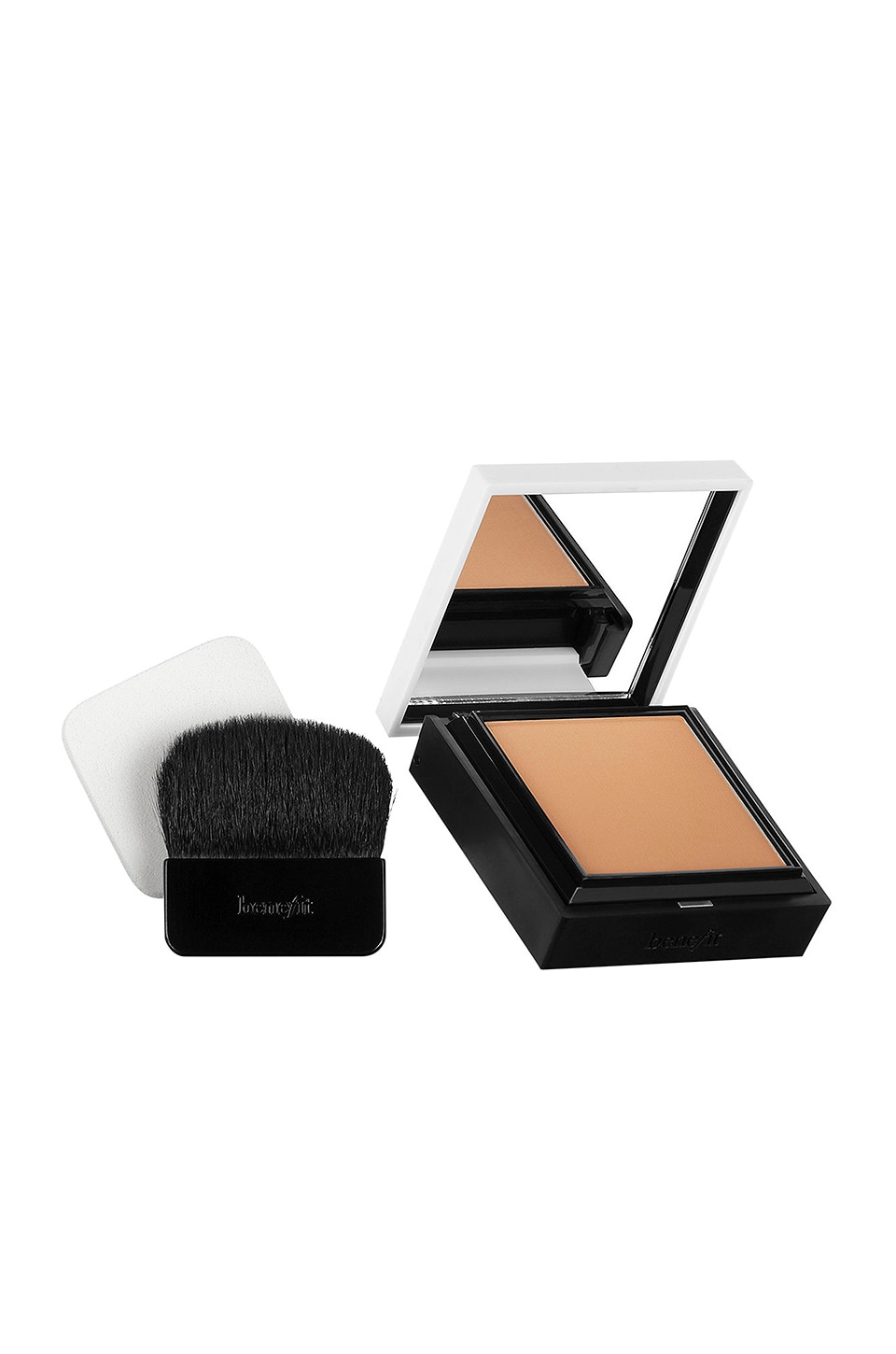 Benefit Cosmetics Hello Flawless! Powder Foundation in Toasted Beige What I Crave