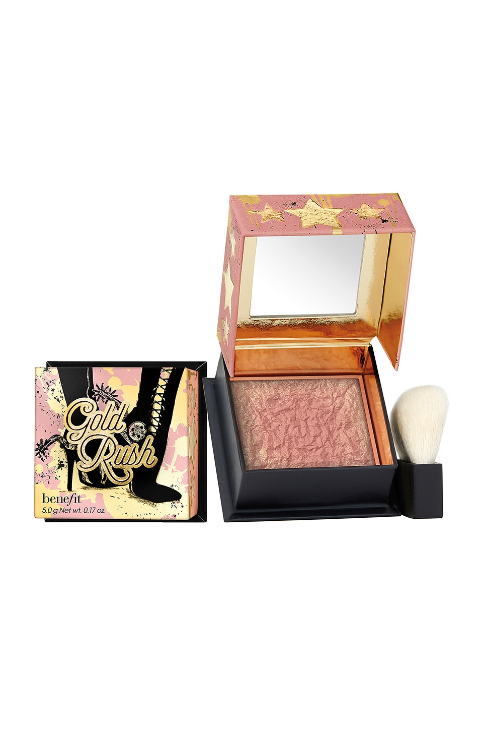 Benefit Cosmetics Gold Rush Powder Blush