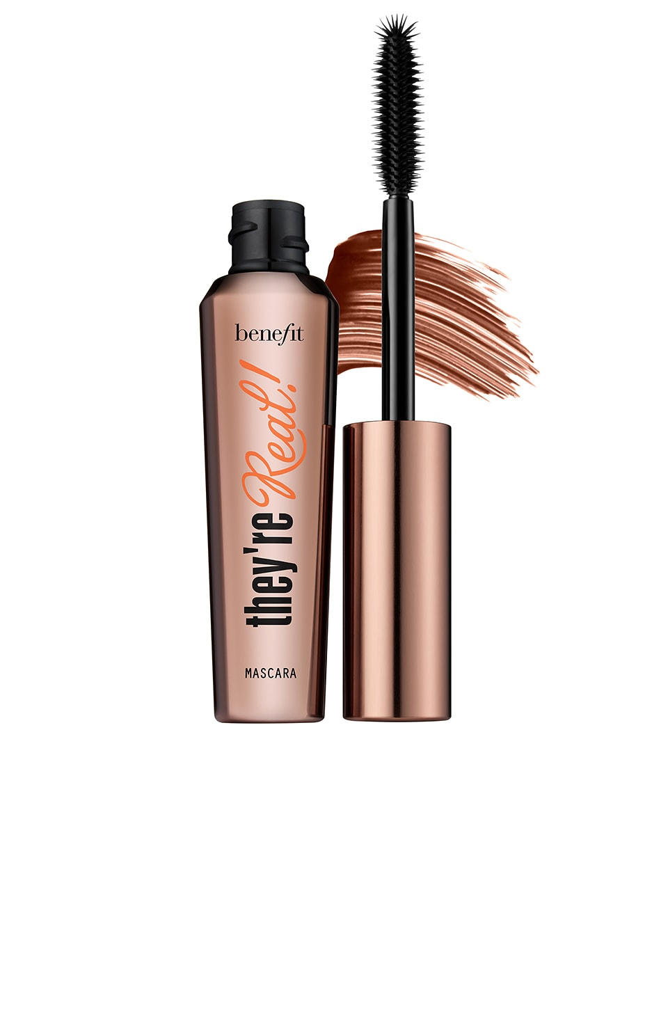 Benefit Cosmetics They're Real! Lengthening Mascara en Brown