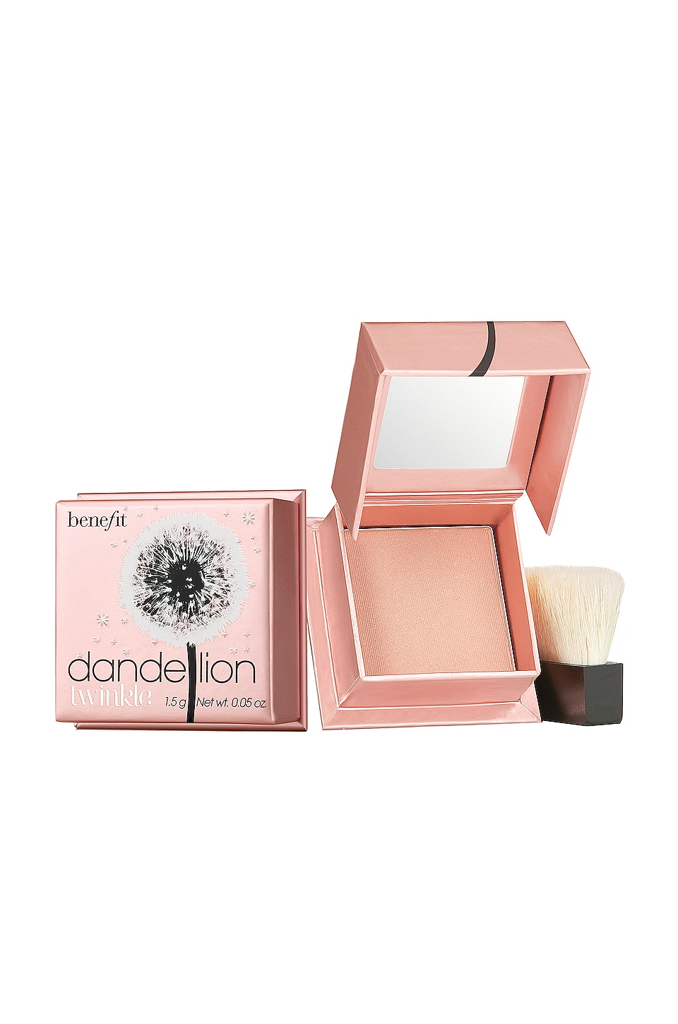 Benefit Cosmetics Dandelion Twinkle Powder Highlight Mini