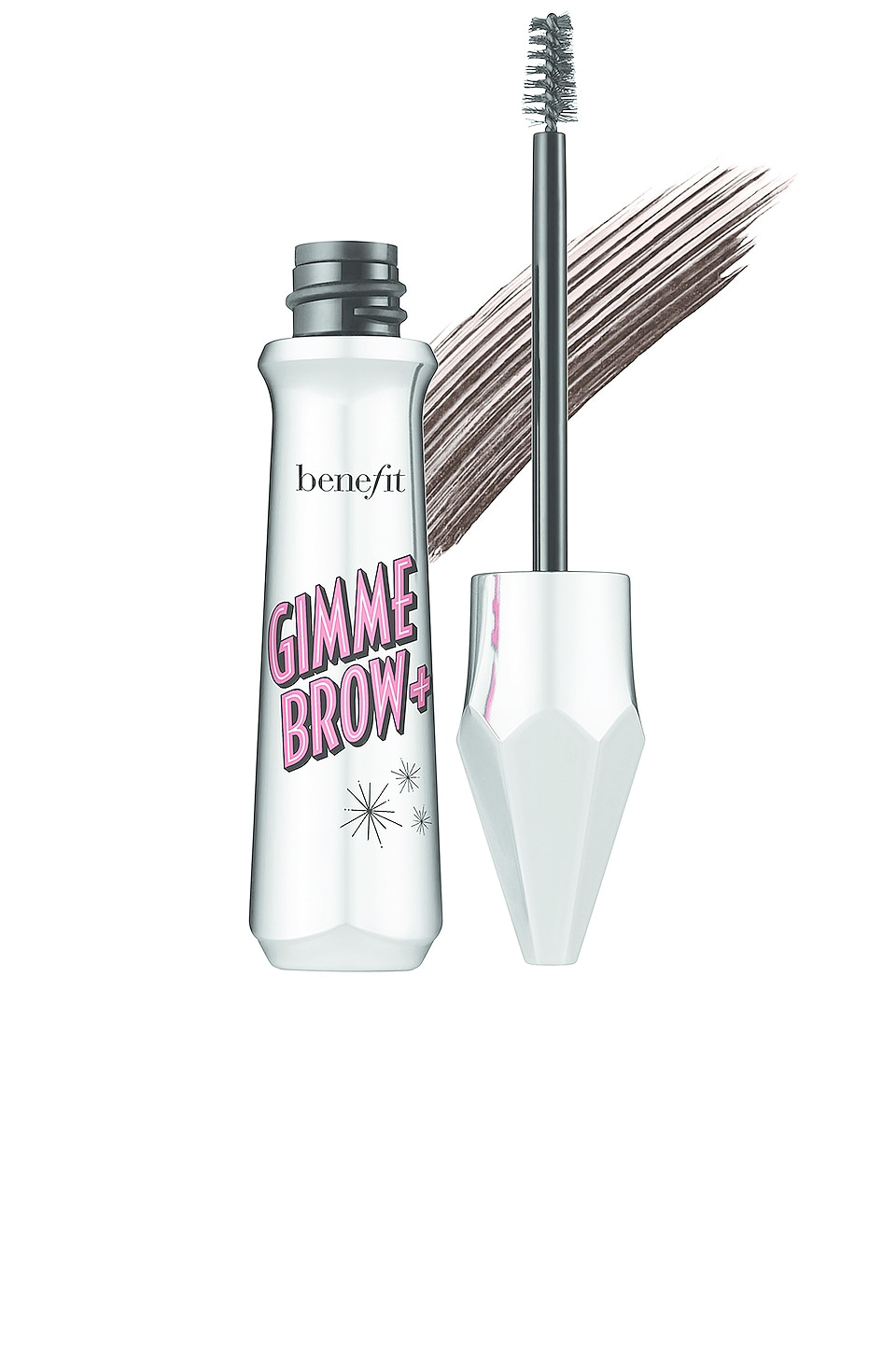 Benefit Cosmetics Gimme Brow+ Volumizing Eyebrow Gel in 06 Cool Soft Black