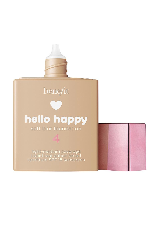 Benefit Cosmetics Hello Happy Soft Blur Foundation in 04
