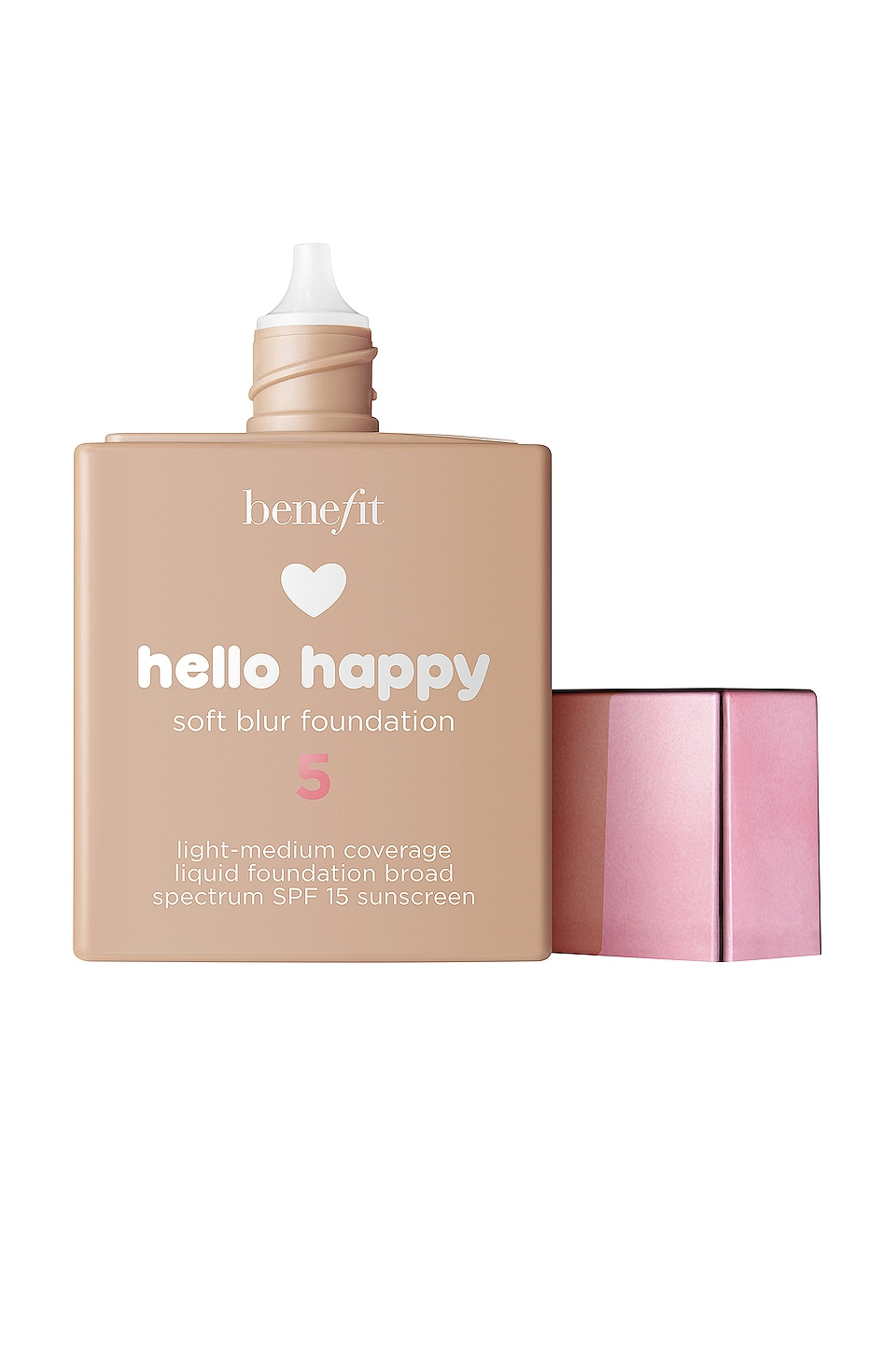 Benefit Cosmetics Hello Happy Soft Blur Foundation in Shade 05