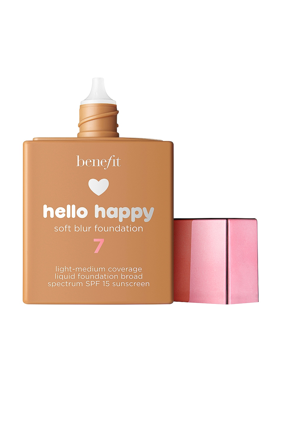 Benefit Cosmetics Hello Happy Soft Blur Foundation in Shade 07