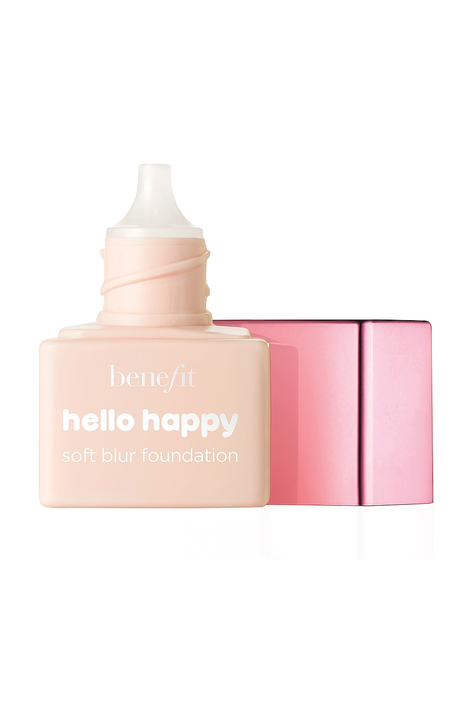 Benefit Cosmetics Mini Hello Happy Soft Blur Foundation in 01