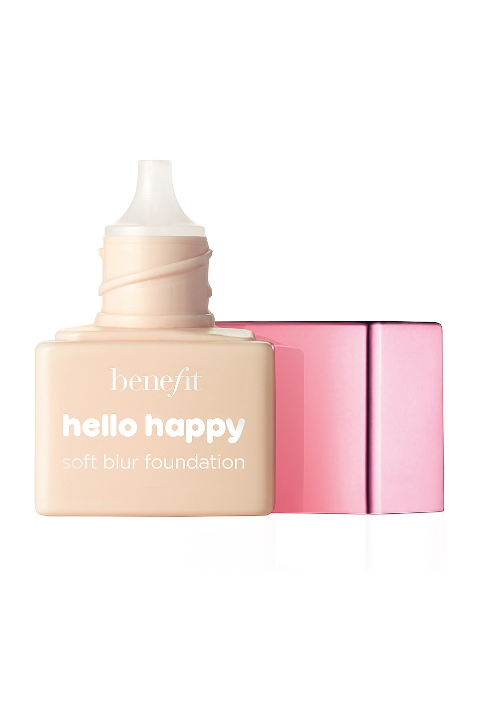 Benefit Cosmetics Hello Happy Soft Blur Foundation Mini in Shade 02
