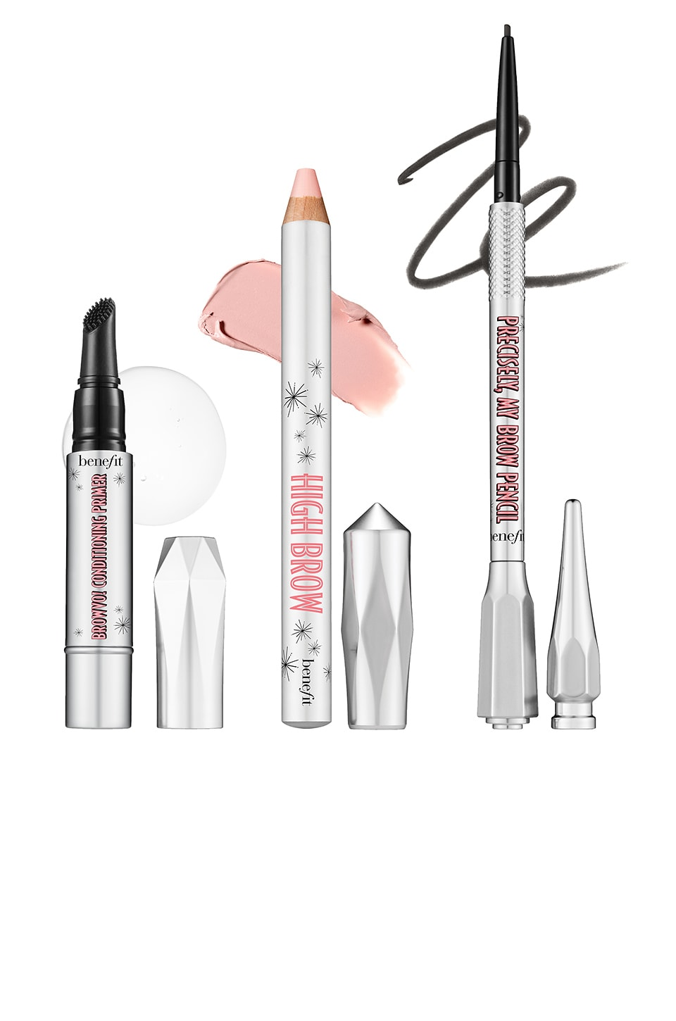 Benefit Cosmetics Defined & Refined Brows Kit in 06 Deep