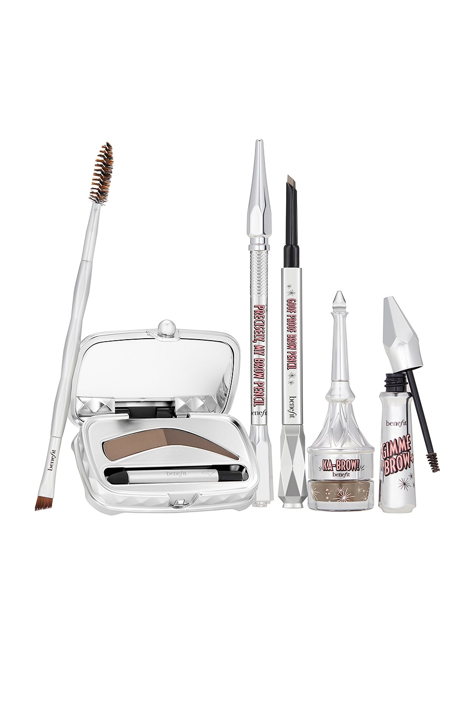 Benefit Cosmetics Magical Brow Stars! Blockbuster Brow Set in Shade 3