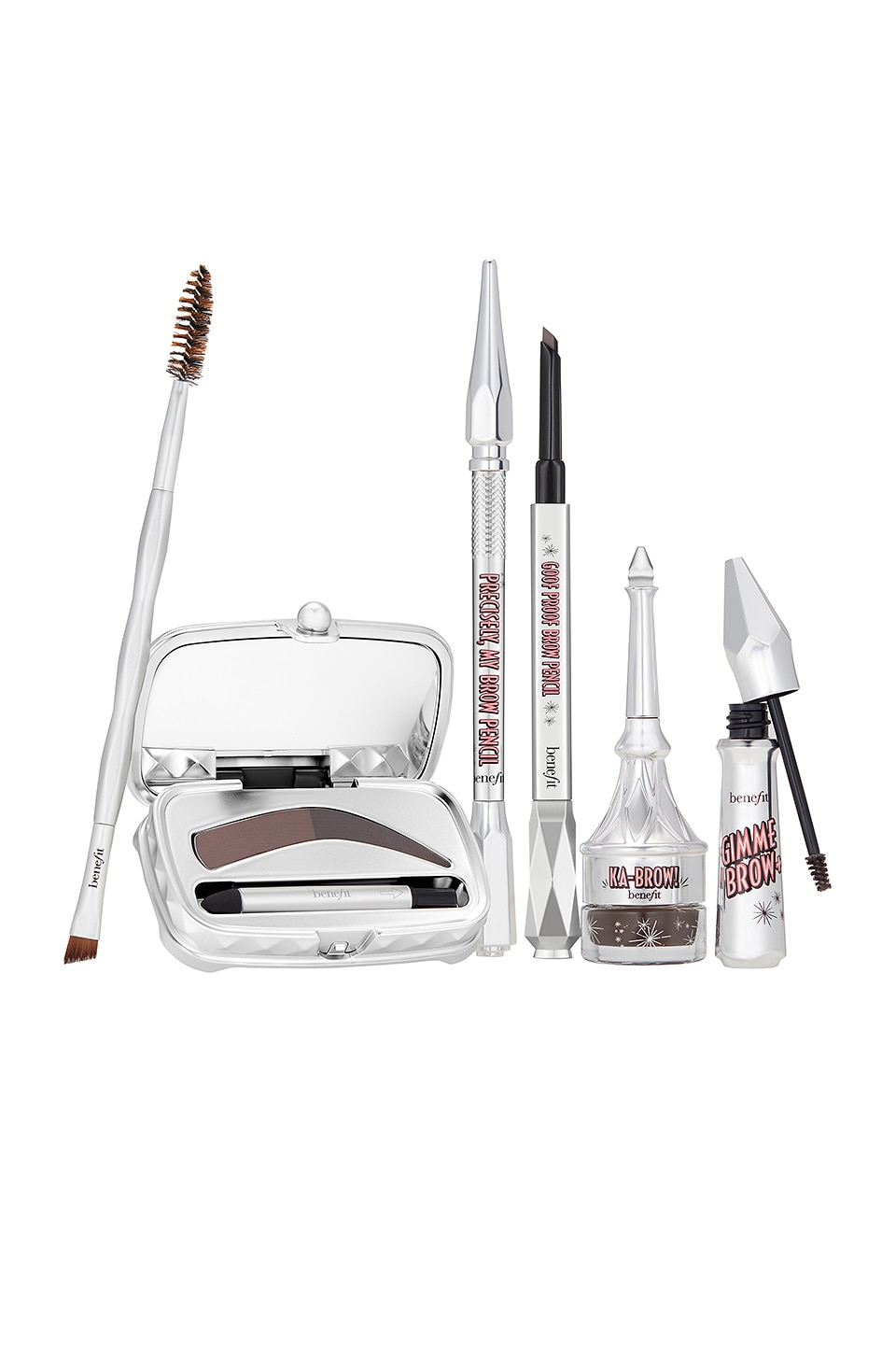 Benefit Cosmetics Magical Brow Stars! Blockbuster Brow Set in Shade 5