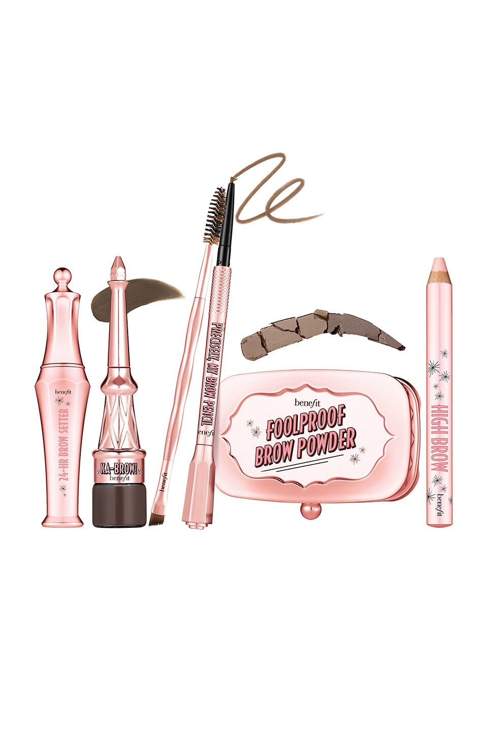 Benefit Cosmetics KIT PARA CEJAS BOMB ASS BROWS!