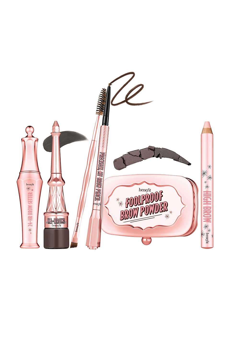 Benefit Cosmetics Bomb Ass Brows! by Desi Perkins in Deep