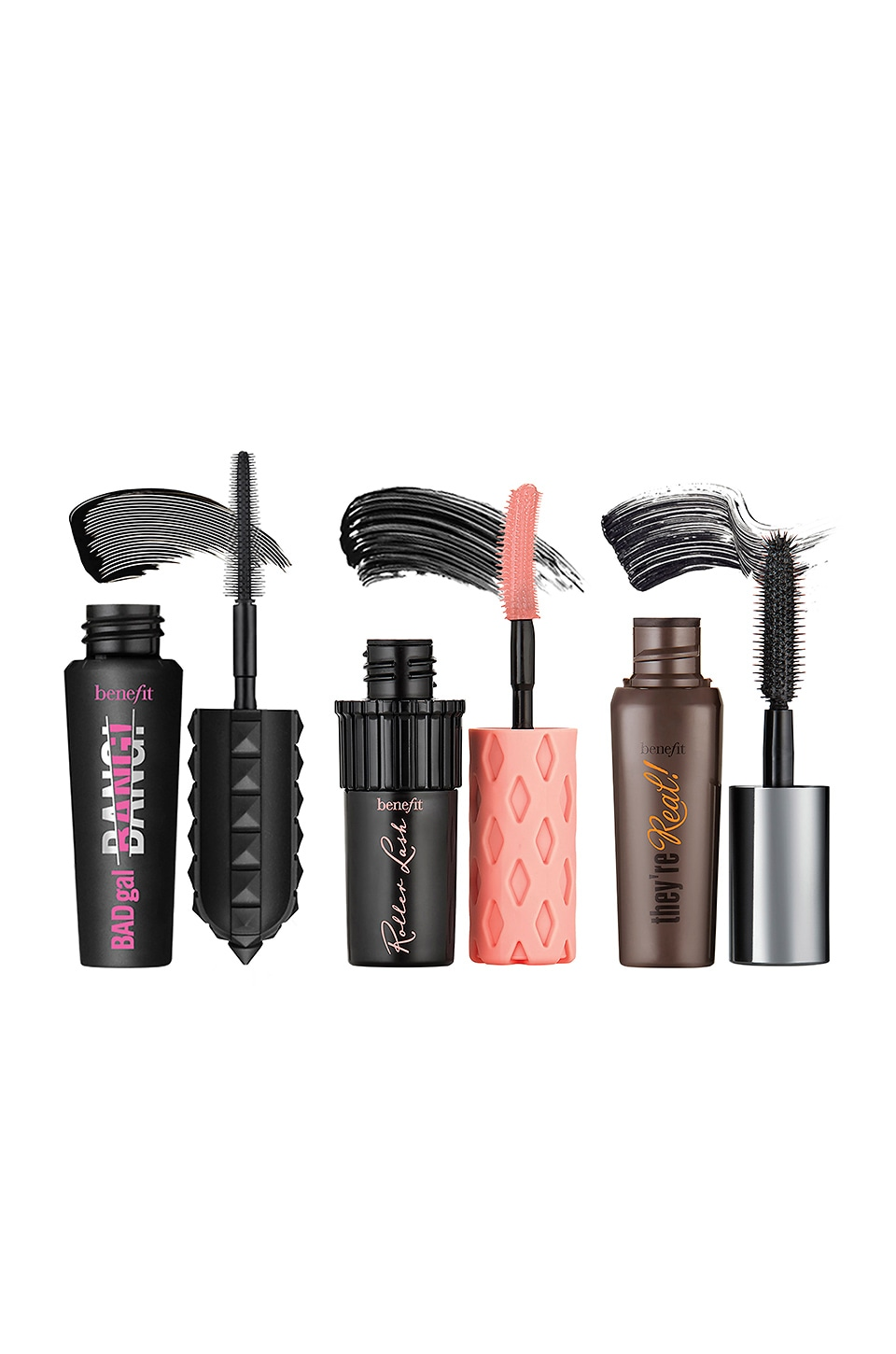 Benefit Cosmetics Lash Leaders Mini Mascara Trio