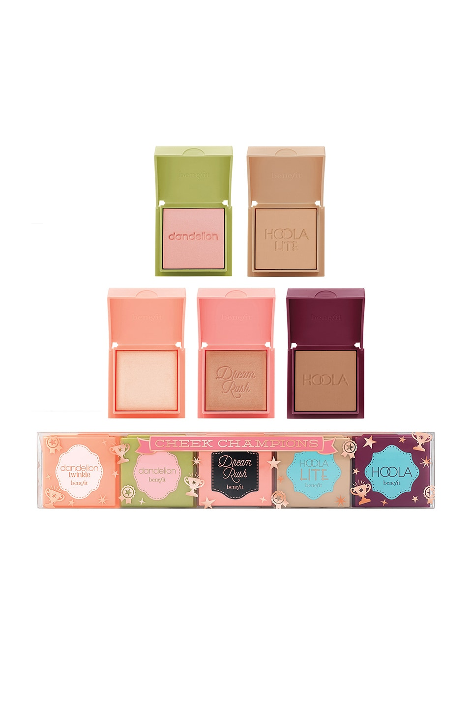 Benefit Cosmetics Cheek Champions Set