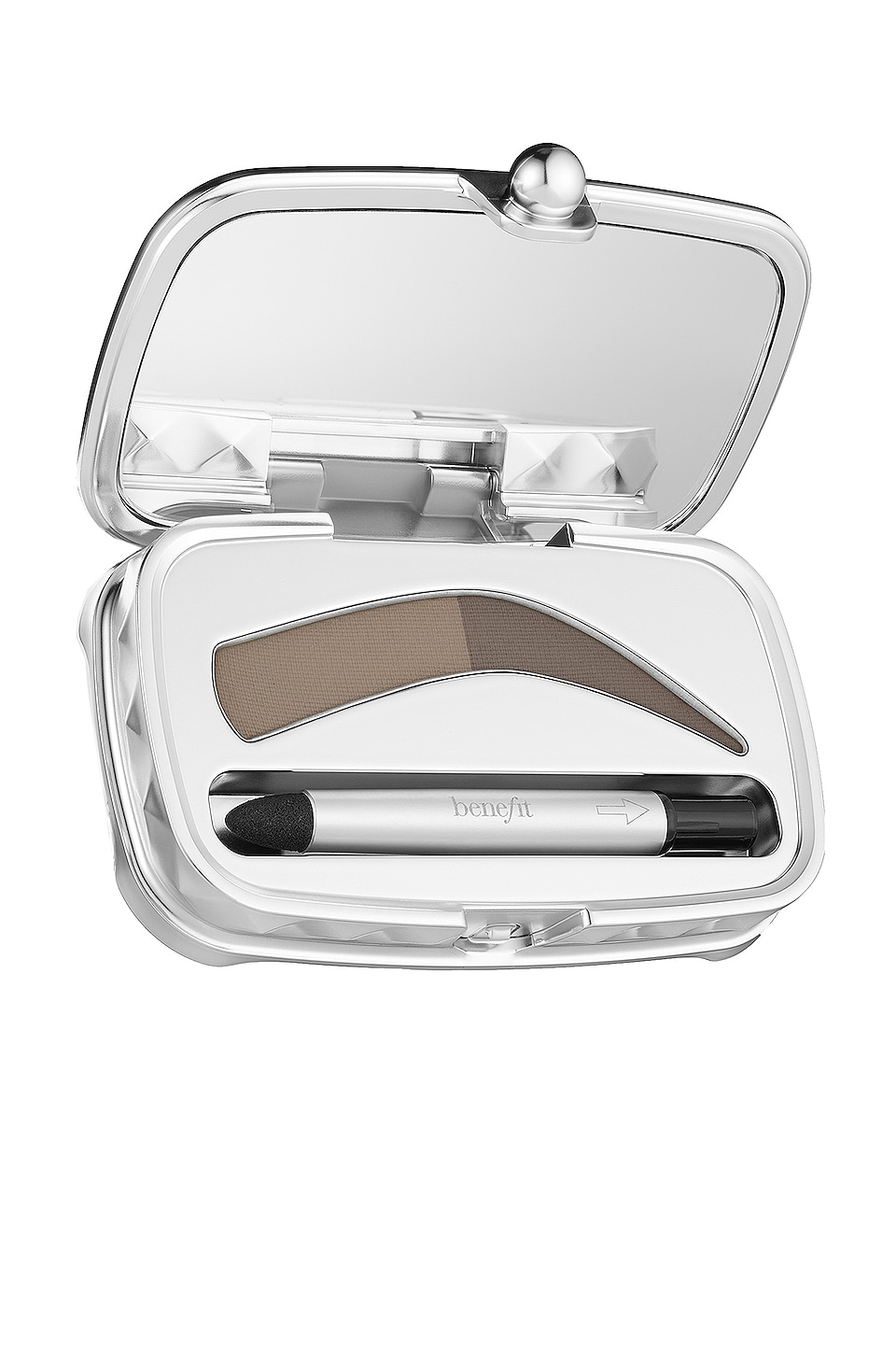 Benefit Cosmetics Foolproof Brow Powder in 03 Medium