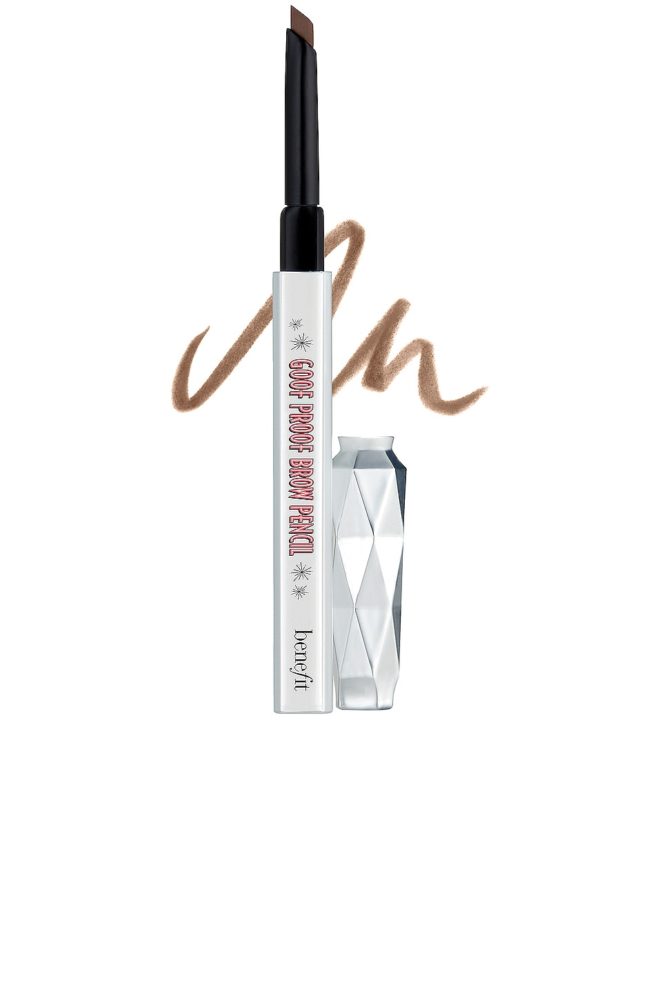Benefit Cosmetics Goof Proof Eyebrow Pencil Mini in 03 Medium