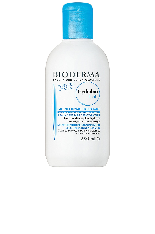 Bioderma Hydrabio Lait Moisturizing Cleansing Milk