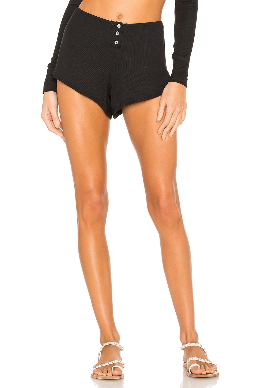Beach Bunny Kylie Shorts in Black