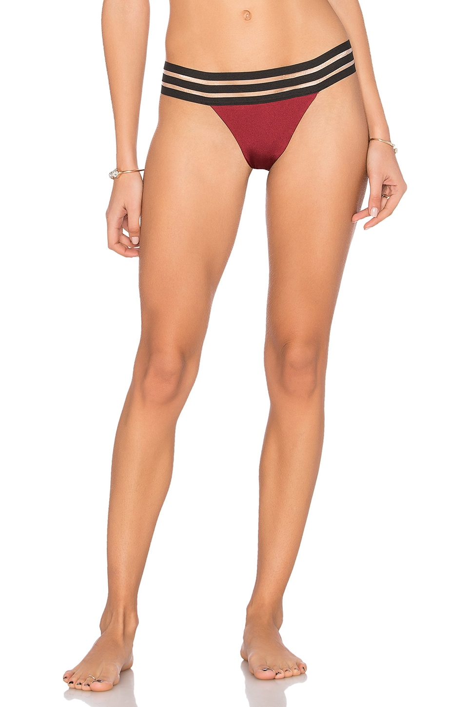 Sheer Addiction Skimpy Bikini Bottom by Beach Bunny