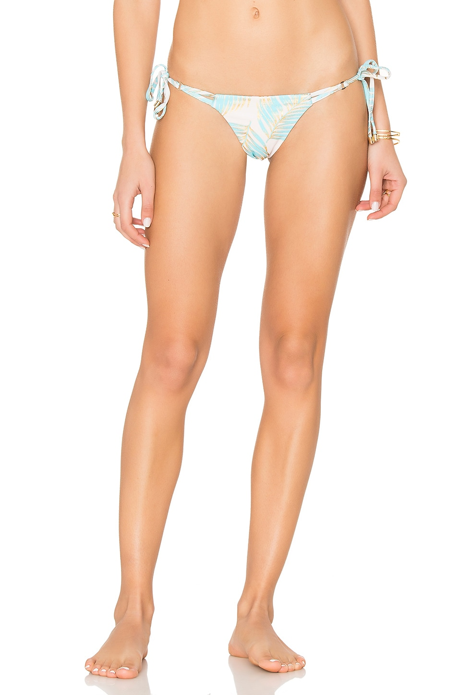 Basic Tie Side Skimpy Bikini Bottom by Beach Bunny
