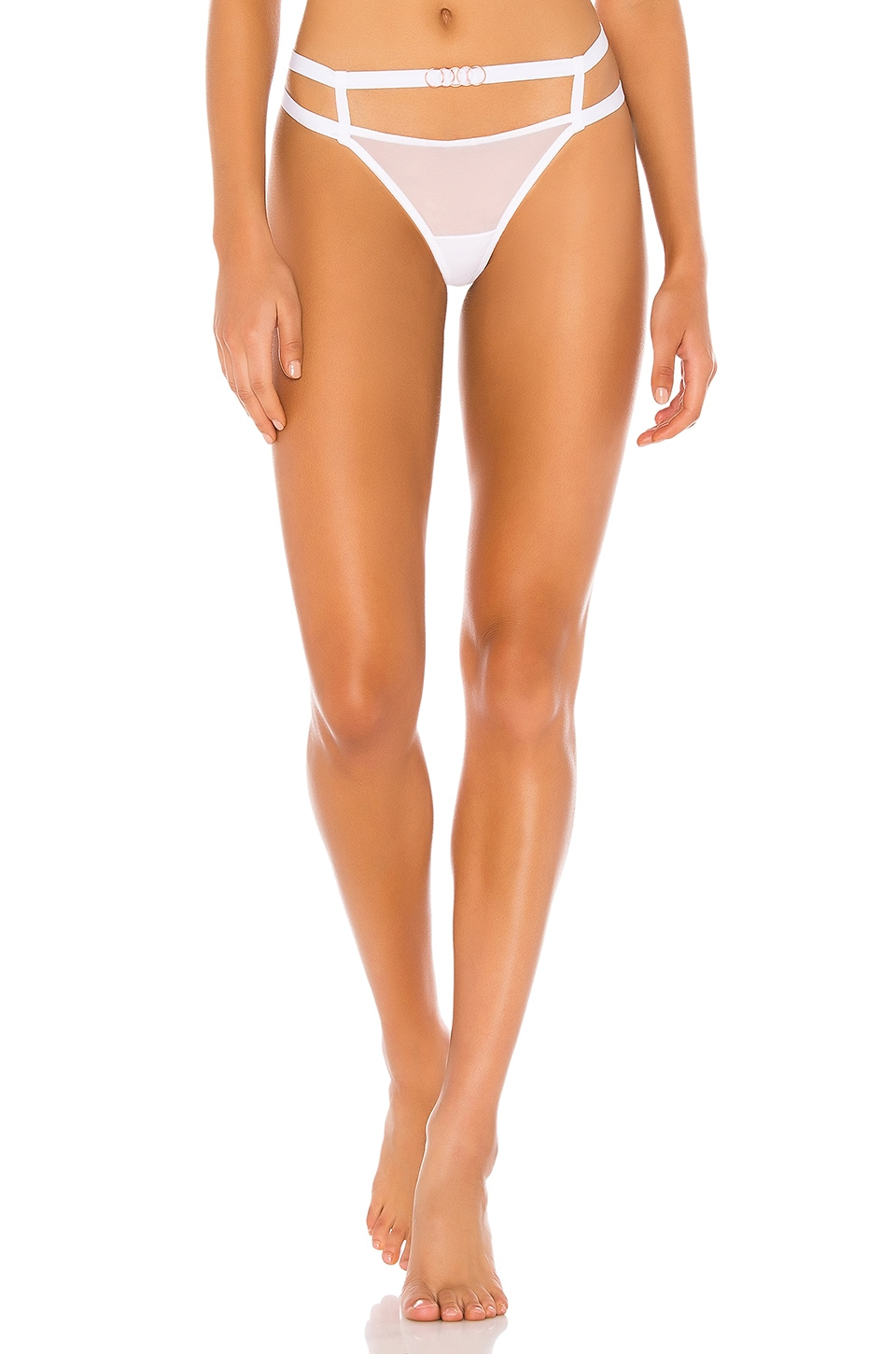 BLUEBELLA Orion Thong in White
