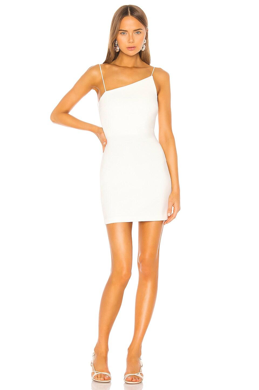 BEC&BRIDGE Valentine Mini Dress in Ivory