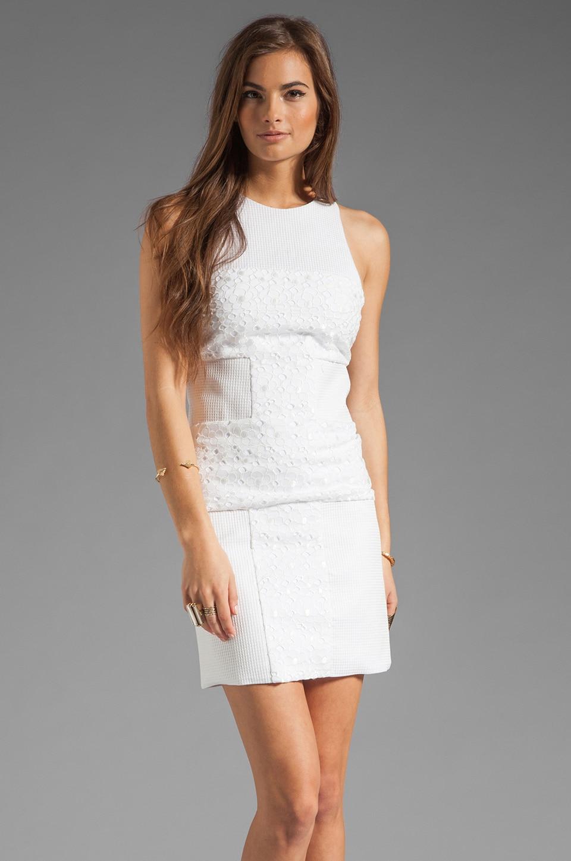 BEC&BRIDGE Renegade Cross Dress in White