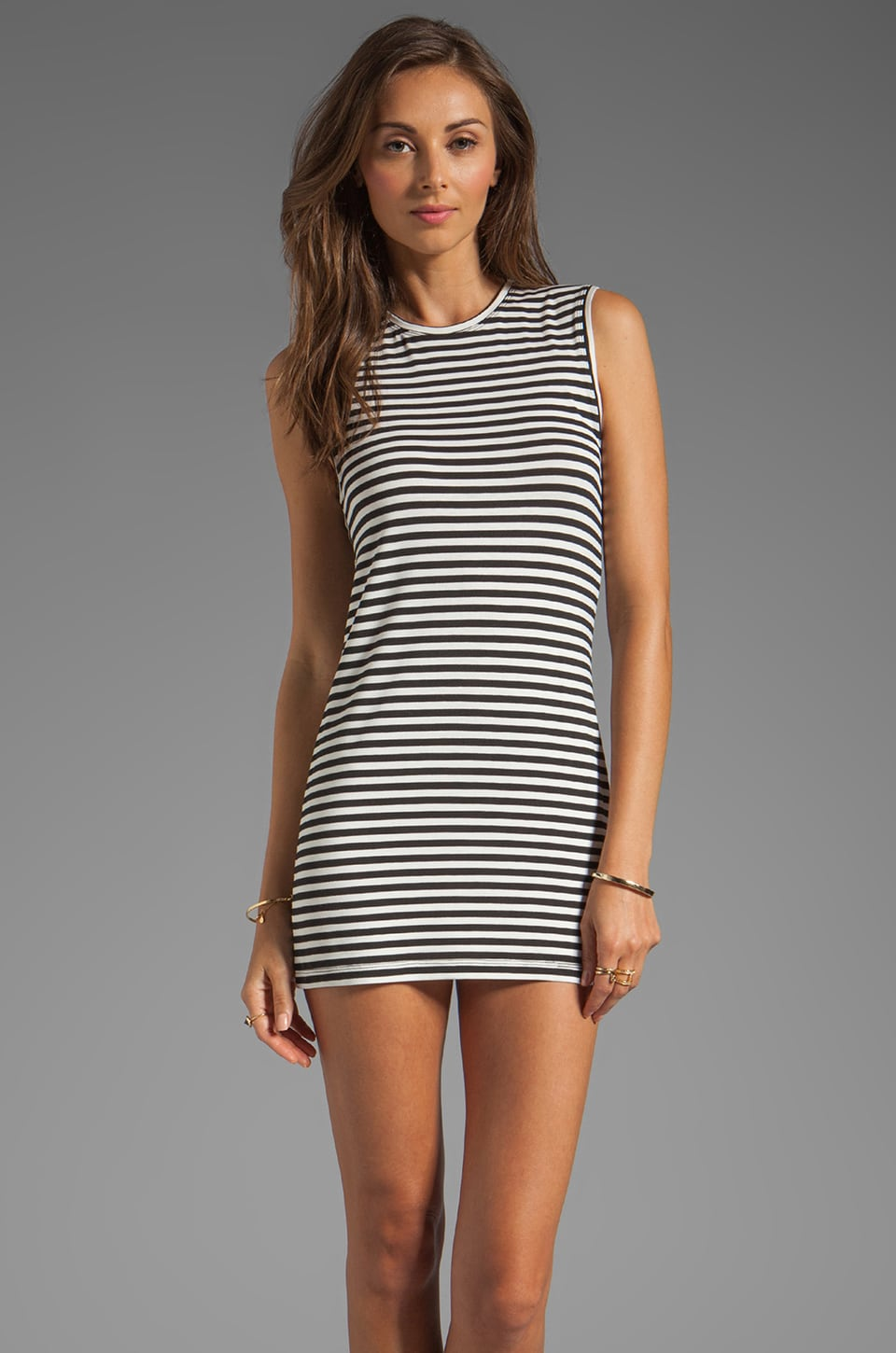 BEC&BRIDGE Marinero Tank Dress in Stripe