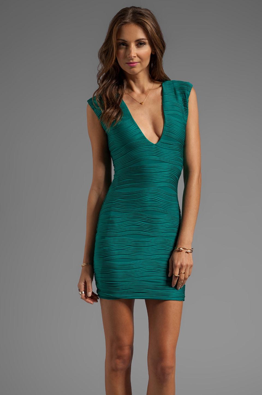 BEC&BRIDGE Wisteria Reversible Dress in Jade