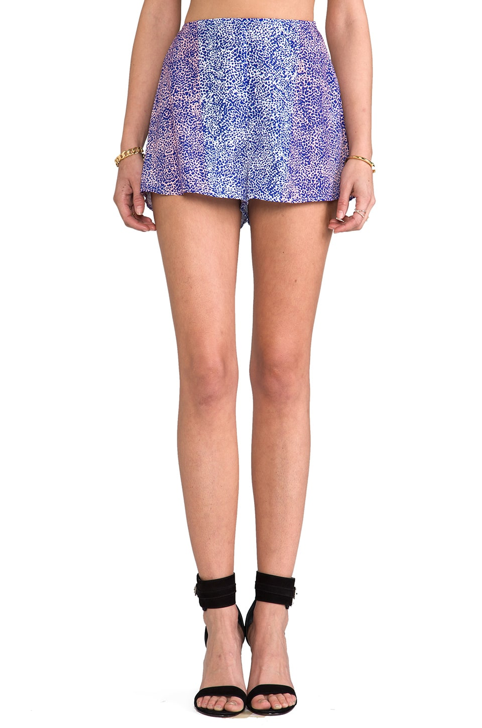 BEC&BRIDGE Gourami Shorts in Print