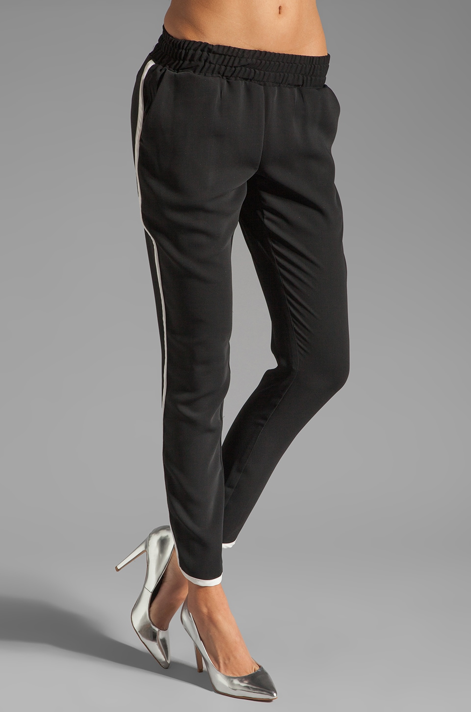 BEC&BRIDGE Barcelona Pant in Black