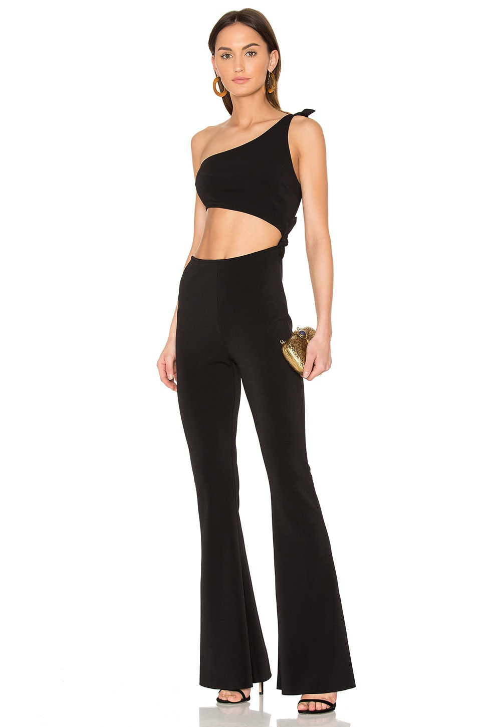 BEC&BRIDGE Onyx Jumpsuit in Black