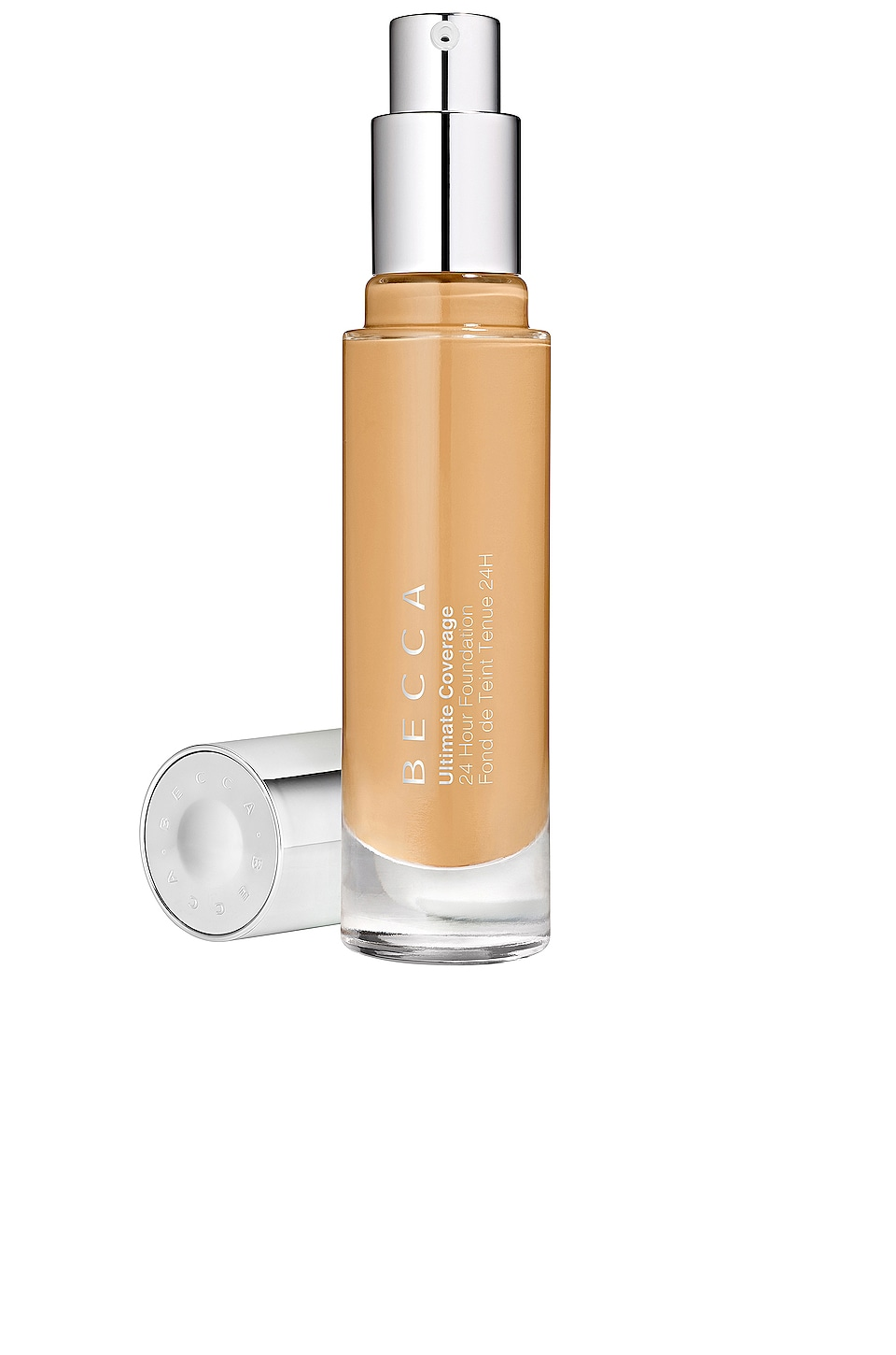 BECCA Ultimate Coverage 24 Hour Foundation in Buff