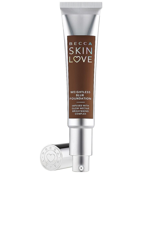 BECCA Skin Love Weightless Blur Foundation in Cacao