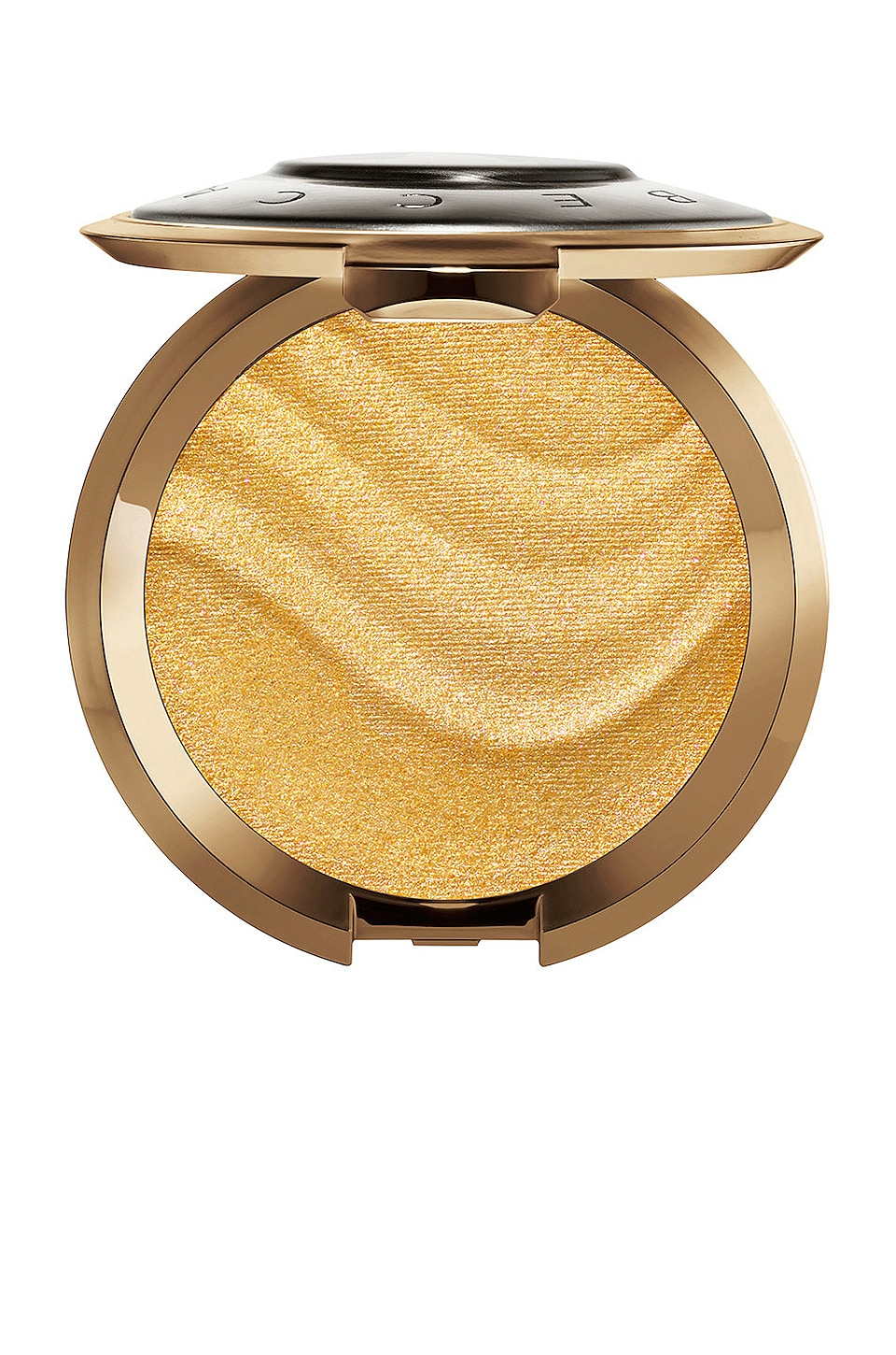 BECCA Shimmering Skin Perfector Pressed Highlighter in Golden Lava