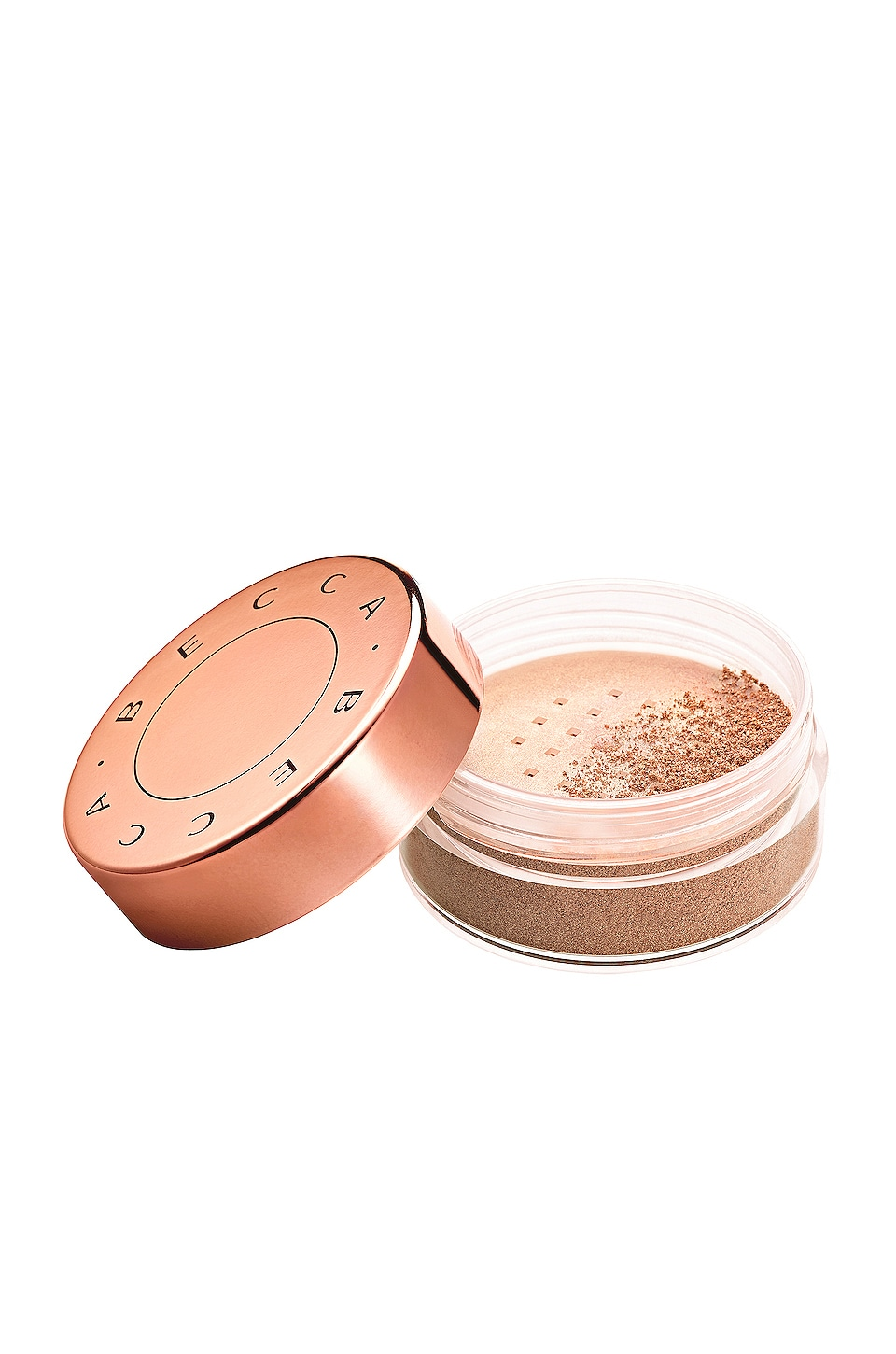BECCA Champagne Pop Collector Glow Dust Highlighter in Champagne Pop