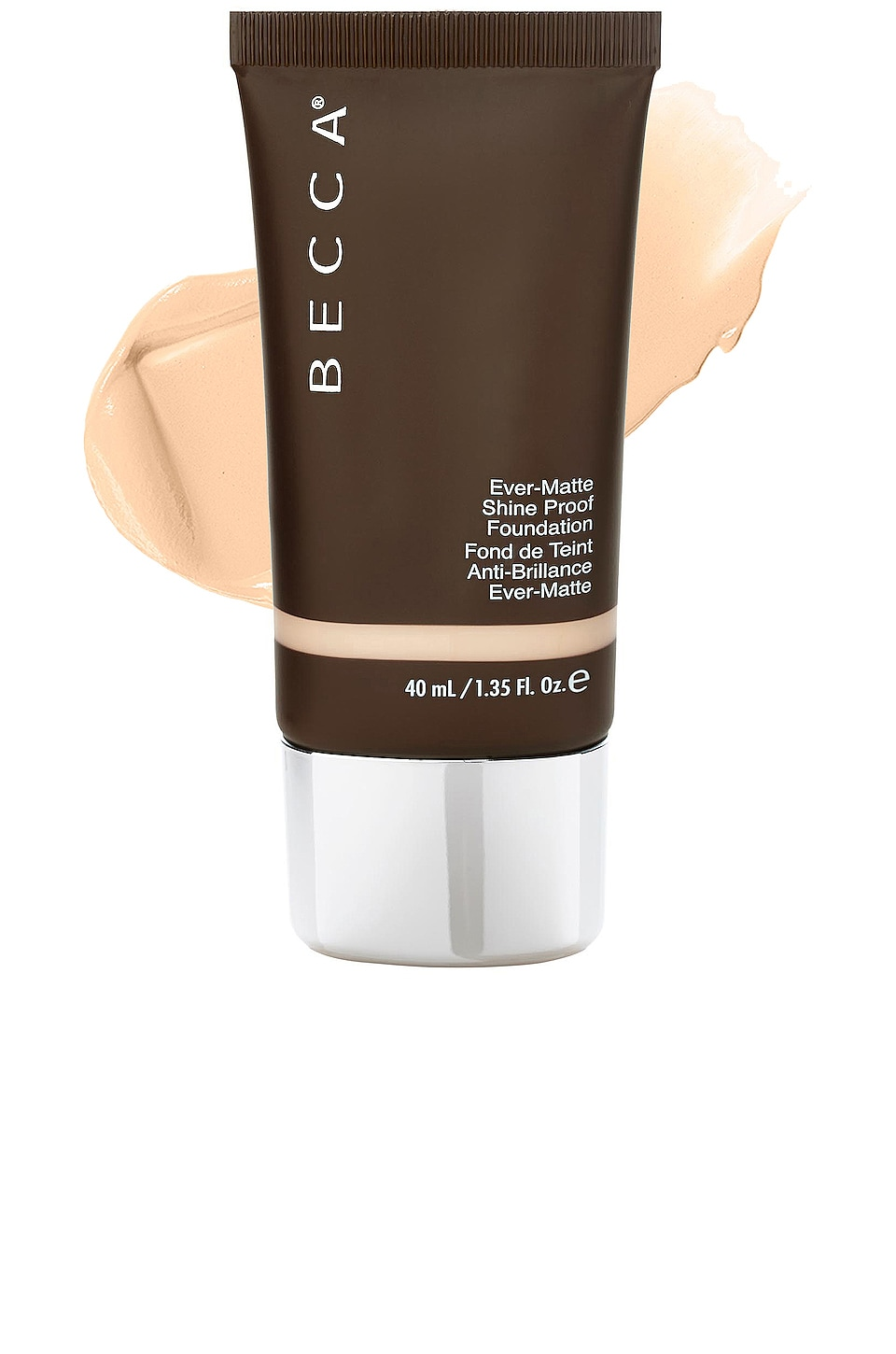 BECCA Ever-Matte Shine Proof Foundation in Porcelain