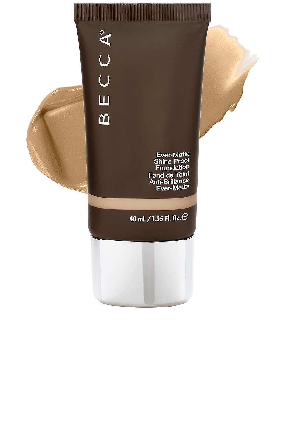 BECCA Ever-Matte Shine Proof Foundation in Tan