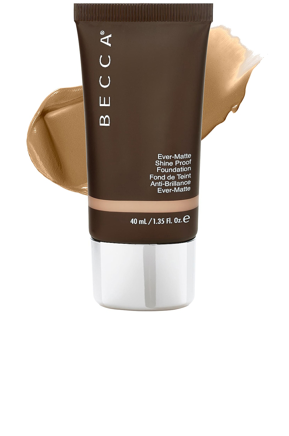 BECCA Ever-Matte Shine Proof Foundation in Fawn