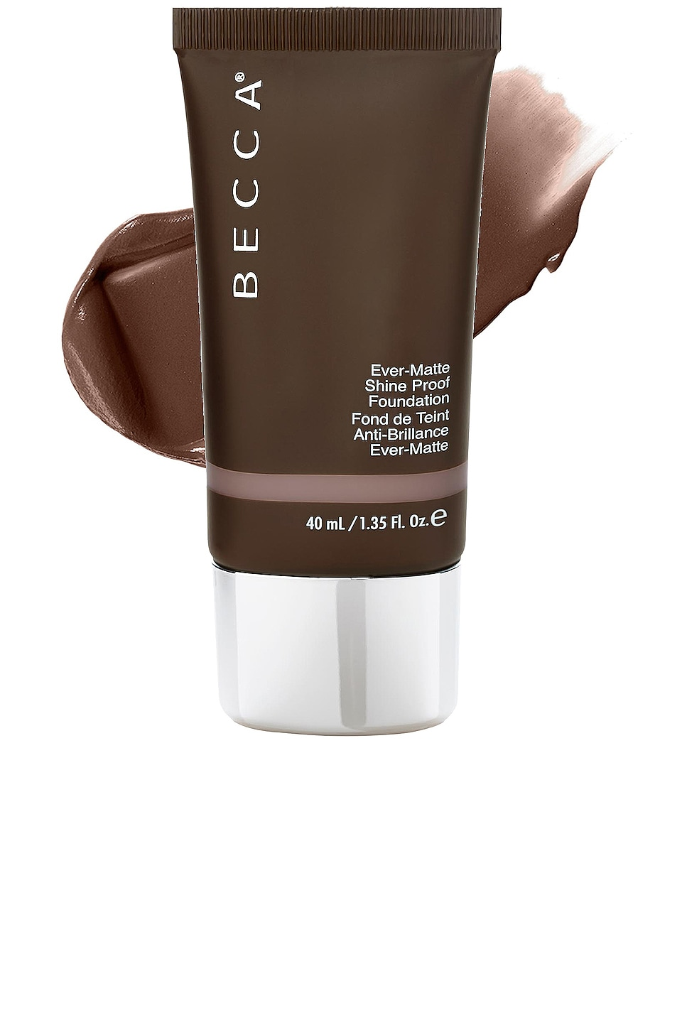 BECCA Ever-Matte Shine Proof Foundation in Cacao