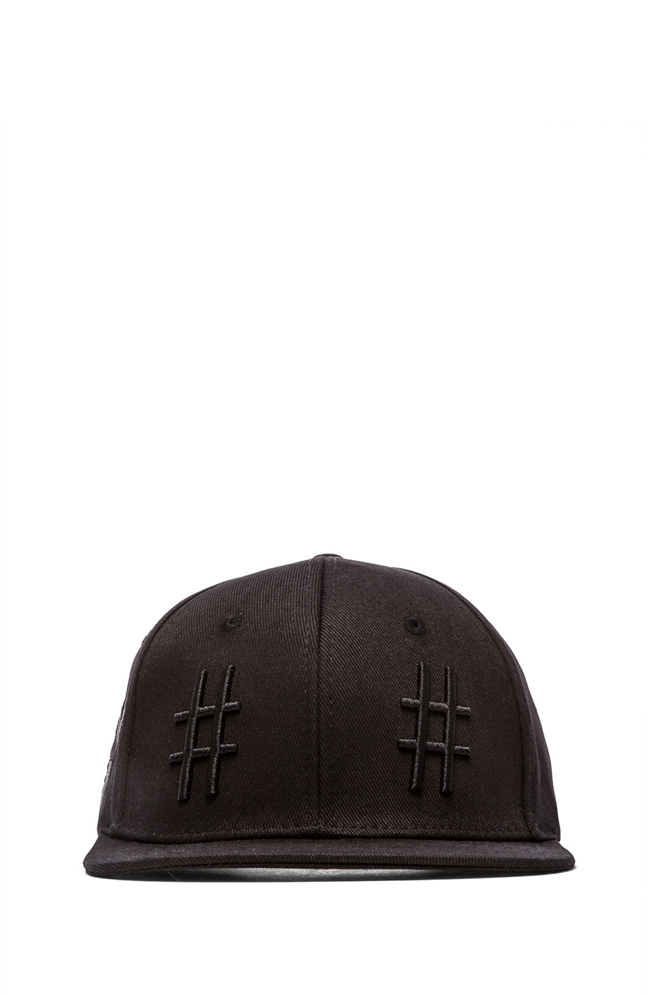 Been Trill Team Hat in Black