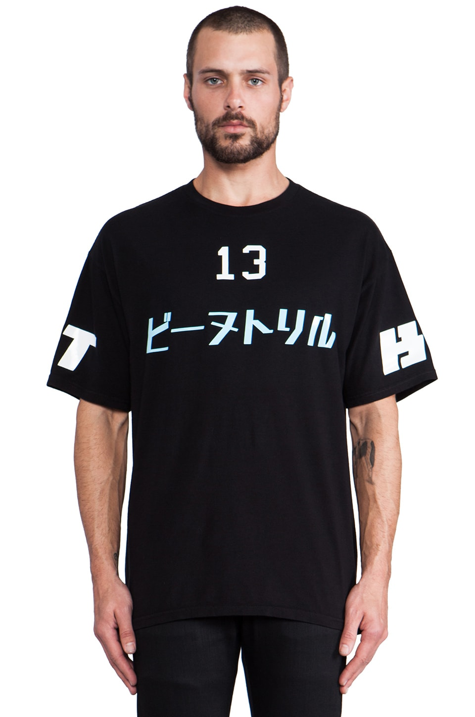 Been Trill Eternal Entropy Tee in Black